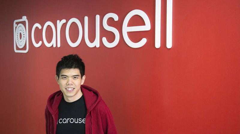 Quek Siu Rui - đồng sáng lập Carousell - Ảnh: Bloomberg.