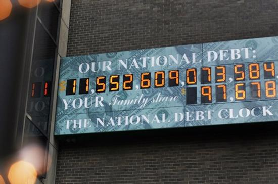 Chính quyền của Tổng thống Barack Obama ước tính, thâm hụt ngân sách của nước này năm tài khóa hiện tại sẽ tăng lên mức 10,6% GDP, cao nhất từ năm 1946 - Ảnh: Reuters.