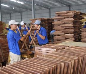 Phần lớn FDI của Việt Nam thời gian vừa qua tập trung vào lĩnh vực sản xuất hướng xuất khẩu.