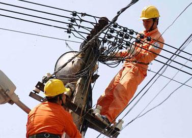 EVN đề nghị giá bán điện mới sẽ áp dụng cùng với thời điểm tăng giá than bán cho ngành điện.