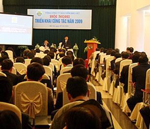 Năm 2009, những mục tiêu kinh doanh chính Bảo Việt đặt ra gần với kết quả đạt được trong năm 2008.