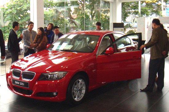 3 Series hiện đang là dòng xe bán chạy nhất của BMW tại thị trường Việt Nam.