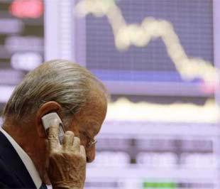 Khủng hoảng tài chính toàn cầu vẫn đang diễn biến phức tạp - Ảnh Reuters.
