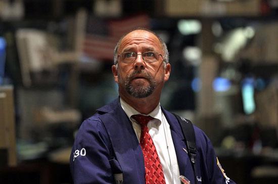 Nhà đầu tư chuyển từ lạc quan sang lo lắng trong phút chốc - Ảnh: Getty.