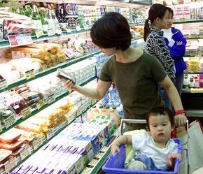 Giá lương thực, thực phẩm tăng cao gấp rưỡi tốc độ tăng chung.