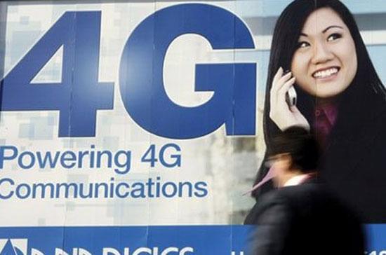 Hiện trên thế giới, phát triển công nghệ 4G vẫn được coi còn nhiều chông gai.
