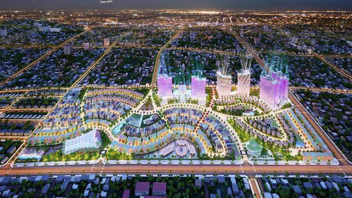 Dự án Mũi Né Summer Land, phường Phú Hài, thành phố Phan Thiết chưa đủ điều kiện giao dịch.