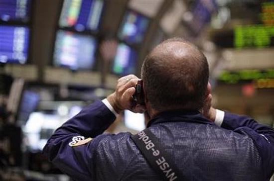 Nhà đầu tư chứng khoán Mỹ thất vọng trước bài phát biểu của Chủ tịch Cục Dự trữ Liên bang - Ảnh: Reuters.