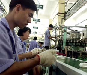 Luồng vốn đầu tư từ Hàn Quốc vào Việt Nam được dự báo sẽ còn phát triển mạnh.