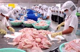 Cá tra, ba sa của Việt Nam là một trong những mặt hàng được ưa chuộng tại Nga.