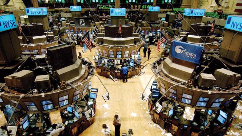 Thị trường tiền ảo có lượng giao dịch hàng ngày tương đương Sàn chứng khoán New York - Ảnh: AP.
