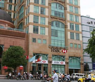 HSBC đang triển khai nhiều hoạt động mới tại Việt Nam - Ảnh: Trần Pháp.