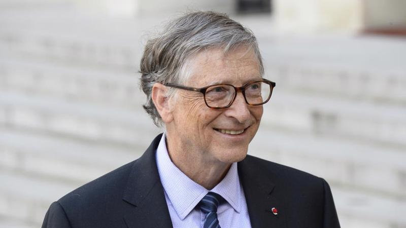 Tỷ phú Bill Gates - Ảnh: Getty Images