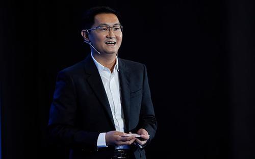 Ma Huateng, chủ tịch tập đoàn Tencent Holdings - Ảnh: Forbes.
