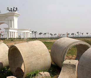 Bất động sản đang là lĩnh vực thu hút nhiều đầu tư nước ngoài tại Việt Nam - Ảnh: Việt Tuấn.