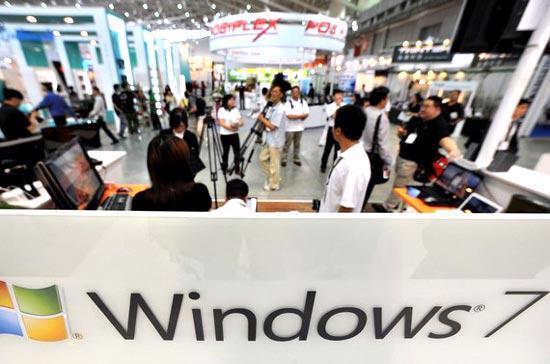 Mùa nghỉ lễ cuối năm nay tại Mỹ sẽ cho thấy doanh số thị trường máy tính cá nhân tiêu dùng có khởi sắc nhờ Windows 7 hay không - Ảnh: Getty Images