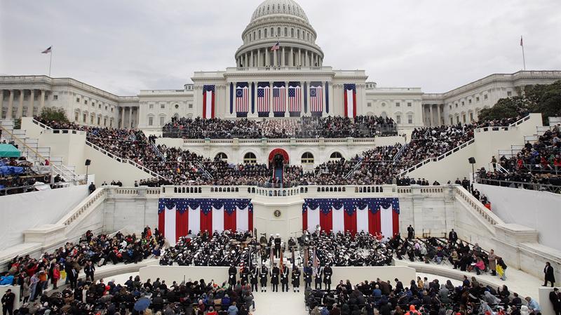 Lễ nhậm chức của Tổng thống đắc cử Joe Biden sẽ diễn ra vào ngày 20/1 tới - Ảnh: DW