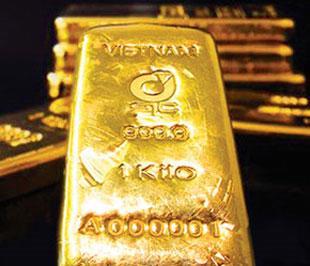 Đồng USD suy yếu đã giúp đẩy giá vàng lên trong phiên giao dịch đêm qua.