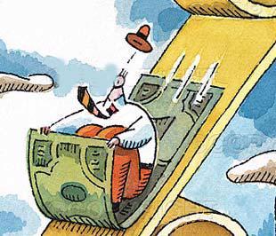 Có lý do để lo khi lạm phát giảm.