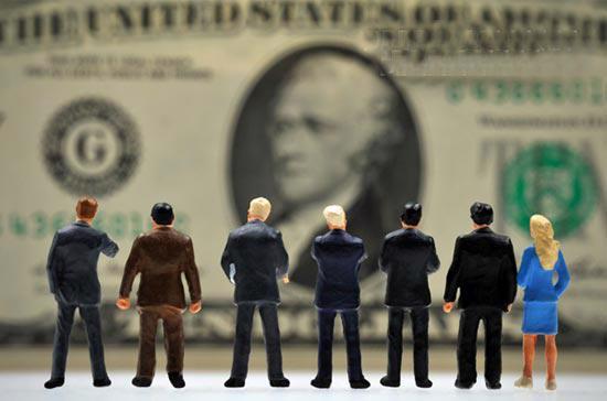 Nhiều lãnh đạo doanh nghiệp nhỏ ở Mỹ đang sở hữu khoản lương thưởng hàng năm lên tới trên triệu USD - Ảnh: CNBC.