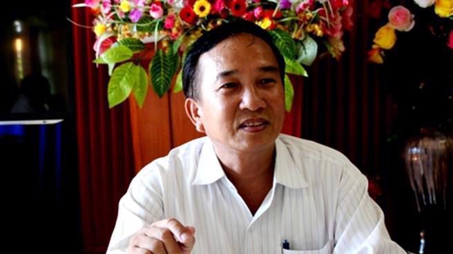 Chủ tịch UBND huyện Lý Sơn Nguyễn Thanh đã để xảy ra nhiều sai phạm trong quá trình công tác.