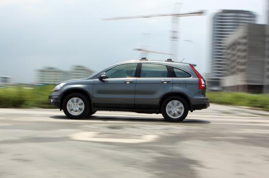 Honda CR-V 2010 không có nhiều thay đổi - Ảnh: Bobi.