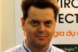 Ông Rolf Hoendgesberg, Giám đốc dự án của Công ty WIFAS (Đức).