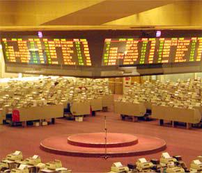 Hiện giá trị giao dịch chứng khoán tại Hồng Kông khoảng 10,5 tỉ USD/ngày.