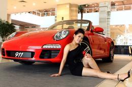 Porsche 911 Carrera Cabriolet. Ảnh: Bobi