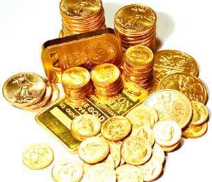 Giá vàng thế giới vừa đột ngột sụt giảm hơn 30 USD/oz.
