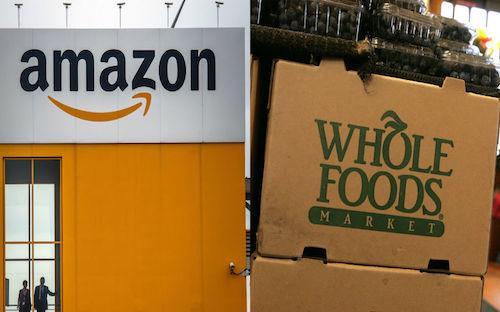 Amazon thâu tóm Whole Foods được xem là cơn địa chấn với ngành bán lẻ Mỹ.