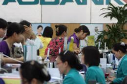 ABBank hiện có 83 chi nhánh và phòng giao dịch trên toàn quốc.