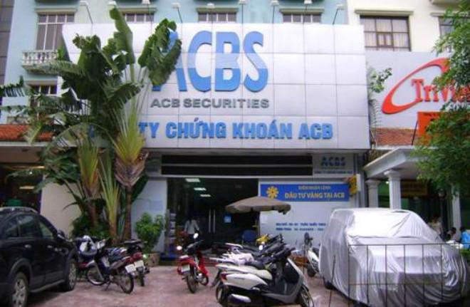 ACBS bị truy thu thuế và xử phạt.