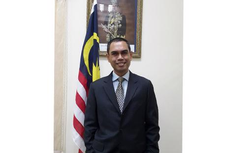 Đại sứ Malaysia tại Việt Nam, ông Mohd. Zamruni bin Khalid.