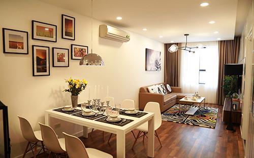 TNR Goldmark City chính thức được bàn giao căn hộ cho cư dân từ tháng 3/2017.