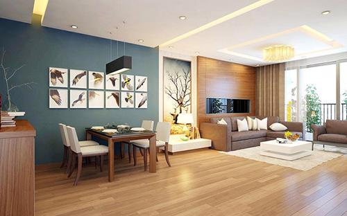 Ở Goldmark City nói chung và phân khu Sapphire nói riêng, khái niệm căn  hộ thông minh được đặc biệt chú trọng nhằm mang tới cho cư dân các giá  trị lâu dài.
