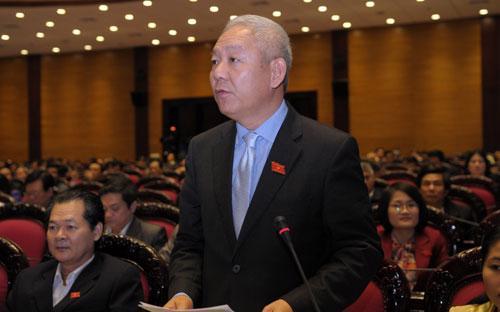Đại biểu Trần Văn (Cà Mau) cho rằng cần xem xét, bổ sung vào luật các  quy định về kế hoạch đầu tư dài hạn đối với những dự án lớn mang tính  chiến lược, thực hiện trong nhiều năm phù hợp với chiến lược phát triển  kinh tế - xã hội 10 năm và lâu hơn nữa.