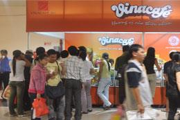Nhiều dòng sản phẩm mang thương hiệu Vinacafé đã và đang có chỗ đứng vững chắc tại thị trường trong và ngoài nước.