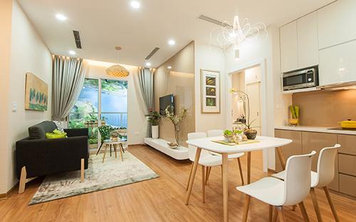 Anland đang trở thành sự lựa chọn cho các khách hàng mong muốn sở hữu tổ ấm Xanh An Lành ngay trong lòng đô thị.
