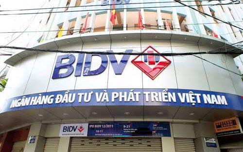 Đầu tháng 10/2012, HOSE đã chấp thuận cho BIDV niêm yết 2.301.170.542 cổ phiếu với mã chứng khoán BID.