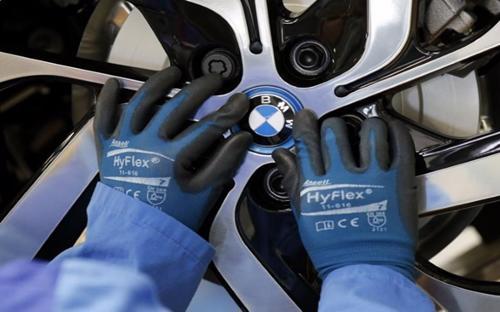 Hiện BMW có 31 nhà máy, cơ sở lắp ráp tại 14 quốc gia - Ảnh: Reuters.