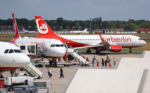 Trong 4 năm qua, Air Berlin đã lỗ gần 2 tỷ Euro (2,35 tỷ USD) - Ảnh: Reuters.