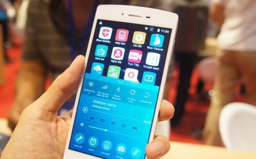 Thị trường điện thoại thương hiệu Việt mới đón thêm 2 dòng sản phẩm smatphone 4G/LTE. <br>