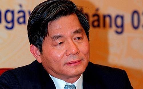 Ông Bùi Quang Vinh, Bộ trưởng Bộ Kế hoạch và Đầu tư. <br>