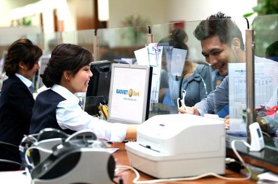 Với những khách hàng uy tín, Baoviet Bank có thể cấp hạn mức thấu chi cao mà không cần tài sản đảm bảo.
