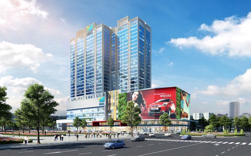 Ngày 24/7, dự án chính thức mở cửa thăm quan nhà mẫu tại địa chỉ số 3 Lê Trọng Tấn, Hà Nội.