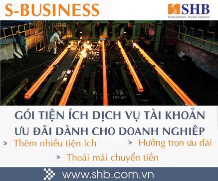 Với S-Business, doanh nghiệp có cơ hội sử dụng nhiều dịch vụ Ngân hàng điện tử dành cho doanh nghiệp – E-corporation như truy vấn số dư tài khoản, chuyển khoản cá nhân trong SHB hay liên ngân hàng, hạch toán lương nhân viên.