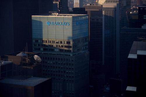 Ngân hàng Barclays có một lịch sử nộp phạt dài vì nhiều gian dối liên quan đến lãi suất Libor - Ảnh: Bloomberg.