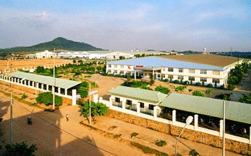 Vĩnh Phúc đã có hai văn bản yêu cầu hai nhà đầu tư Đài Loan phải đẩy nhanh tiến độ các dự án khu công nghiệp.