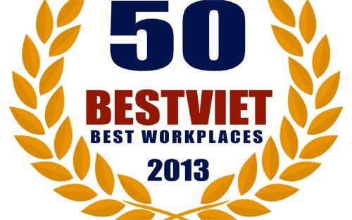 Đứng đầu BestViet 50 là Tập đoàn Công nghiệp Cao su Việt Nam với thành  tích giải quyết việc làm cho trên 130.000 lao động, trong đó có khoảng  30.000 người lao động là dân tộc thiểu số.